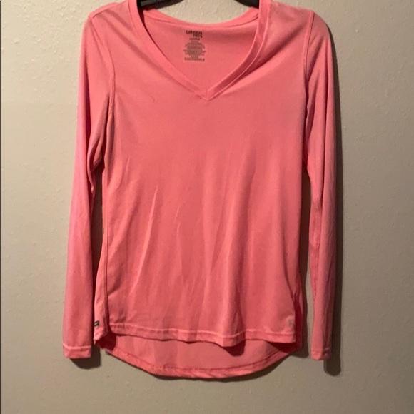 Danskin Now Tops - Women's active wear long sleeve